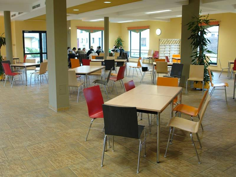 Corporate Office Cafeteria